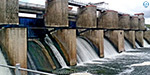 Kelavarapalli Dam water shortage: Flood warning canceled