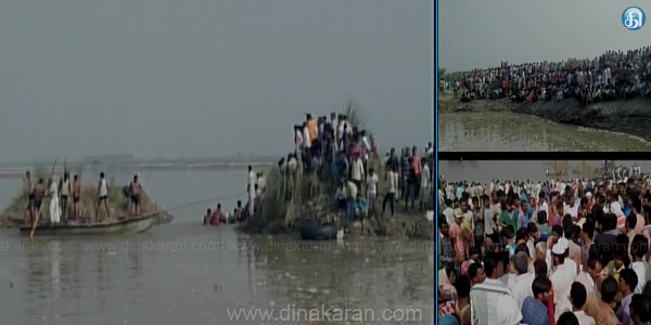 The boat accident in Yamuna river collapses: the number of casualties has increased to 19