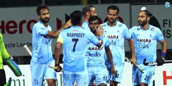 India Champion in Asian Cup final