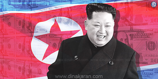 Responding to UN sanctions Raise arms production North Korea concludes