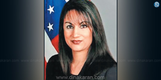 Indian woman in the US administration