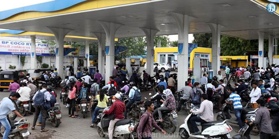 The daily fixing of petrol and diesel prices will continue: Central Government's proposal