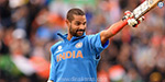 Dhawan does not have a 4th and 5th ODI century