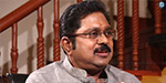 Do you want to disable the double leaf permanently? : TDV Dinakaran Support Maje MLAs strong protest