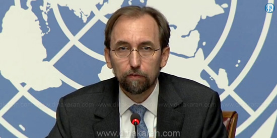 Religious intolerance is increasing in India: UN Human Rights Commissioner is suffering