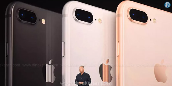 Introduction of Apple iPhone X at the grand festival in America