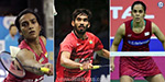 Japan Open Badminton Sindhu, Saina disappointing: At the end of the foot,