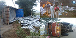 Disaster in Maharashtra Larry wrecked accident 10 workers killed: people from Karnataka