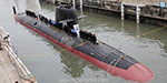 First Scorpene submarine Kalvari handed over to Indian Navy