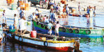 Sri Lankan Navy fired at Rameswaram fishermen