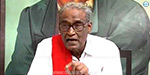 We will not let the BJP leaders go without talking to them: Tha Pandian