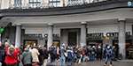 Police have shot dead a bomb blast at the Brussels railway station
