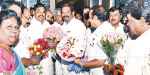 Take part in the presidential reception program Chief Minister Edappadi visits Delhi