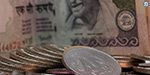 The rupee depreciated by 23 paise against the dollar