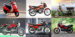 Top 10 selling Two Wheeler