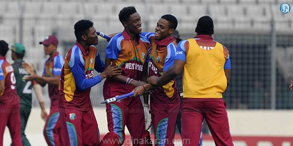 U-19 World Cup: West indies in final