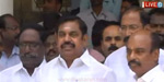 The Prime Minister asked to stop the Kerala government's blockade operation: Chief Minister Palanisamy interviewed