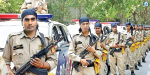 Commando soldiers are appointed in the patrol operation of Delhi for terrorist alert