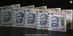 Indian rupee fallen 17 paise against the dollar