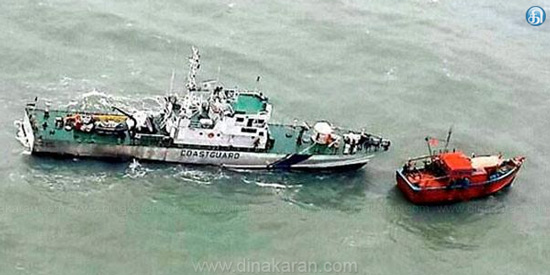 Rameswaram fishermen 12 people arrested in the middle of the cliff: A total of 61 fishermen arrested in 2 days