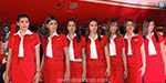 Increased employment in the airline beating kit