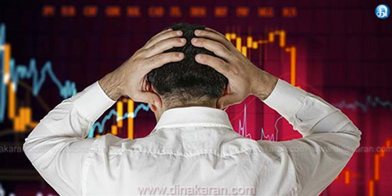 At the start of the trading, the Sensex plunged 160 points