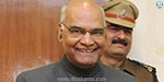 Ramnath today became the country's 14th president
