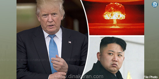 Attack on Guam Island ... history will face unprecedented ruin: Trump threatens North Korea