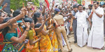If you stumble on the AIADMK ... Warning to Sasikala: Warning to a greedy favorite cat story at Tiruvarur crowd