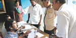 Include the name of the voter list, with the participation of people interested in the special camp