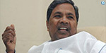 The central government did not take into consideration the interests of farmers : Siddaramaiah Obsession