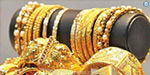 Gold price hike Friday fall
