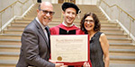 Mark Zuckerberg, who holds an honorary doctorate in college after 13 years