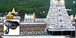 The 1400 cameras were designed to provide protection to the devotees in the temple of Thirumalai Ezhimala