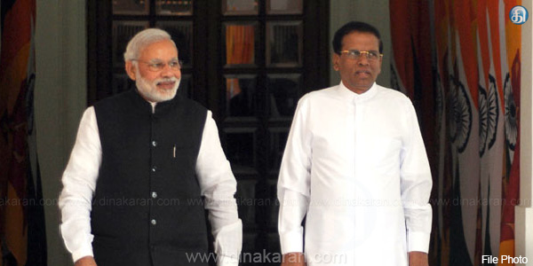 Modi will go to Sri Lanka in May: will the fisherman talk about the problem?