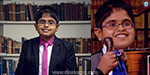 Indian descent student is the best intellectual child in England