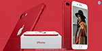 In India, in order to pre-order Apple Red iPhone 7 and iPhone 7 Plus