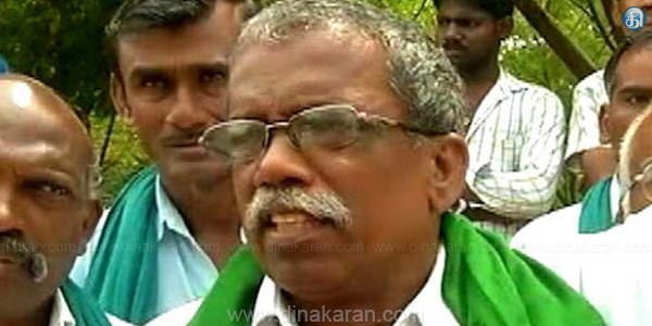 28 state farmers meeting tomorrow in Delhi: Ayyakannu participates
