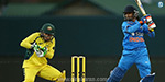 MITHALI, mantana half-century for India consolation win