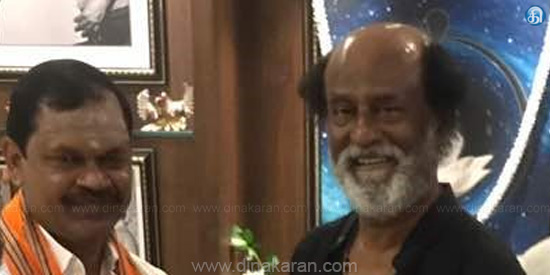 Rajinikanth will be a linguist for politics: Arjun Sampat interview