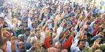 Bank employees strike echo across banking across the country Banking: One lakh employees took part