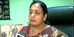 Dont fight : AIADMK candidate CR. Saraswati frustrated