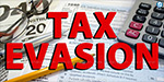 Rs 15,000 crore tax evasion across the country
