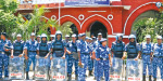 With regard to security in emergency situations 3 days for the Chennai police Central Superintendent Training