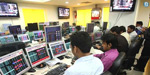 2nd day of the Indian stock markets decline: a fall in rupee against dollar