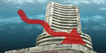 At the start of the trading, the Sensex plunged 85 points