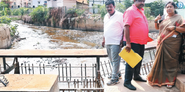 Mayor Padmavathi confirmed soon after the 'Durai' lake