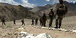 The Foreign Ministry confirmed the fact that in Ladakh region of China was overthrown on 15th