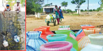Sustainable drinking water shortages near Sankarankoil: villagers who have been penalized for water