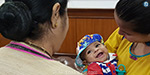 Rohaan - We wish you good health and long life: sushma wishes pakisthan baby